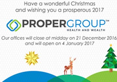 Seasons Greetings & Office Closing Dates